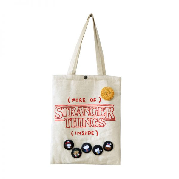 Stranger Things - Tote